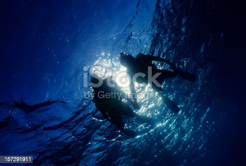 istock Couple Floating In Sun 157291911