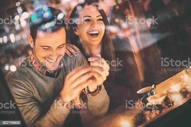 Couple having fun at coffee house picture id502756600?b=1&k=6&m=502756600&s=612x612&h=ykkf fsnvkt1nouvniiukfrpusdb9lmhkcibbj0rk60=