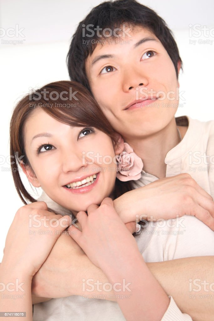A couple images royalty-free stock photo