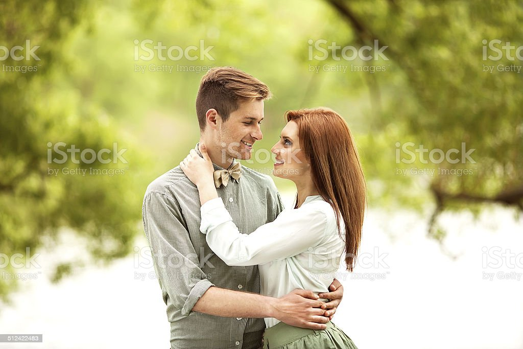 Flirter embrasser