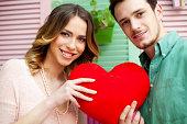 istock Couple in love 469138607