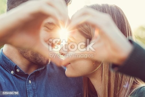 istock Couple in love 539466786