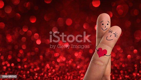 istock Couple in love 599498550