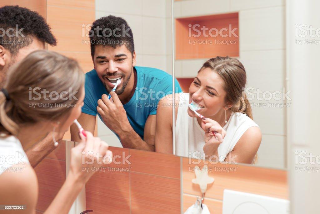 Paar in Liebe  - Lizenzfrei Paar - Partnerschaft Stock-Foto