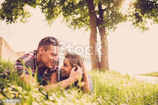 480122543 istock photo Couple in nature 476487990
