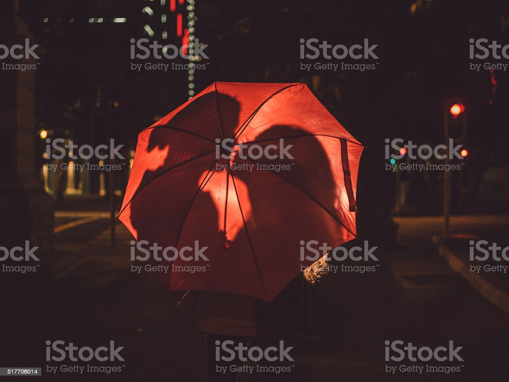 the red umbrella book