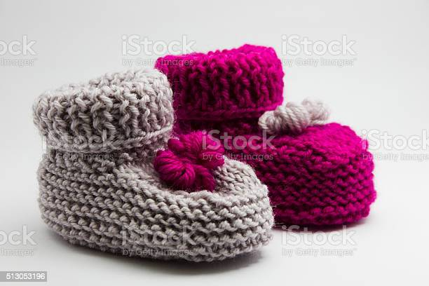 Couple knitted bootees to newborn picture id513053196?b=1&k=6&m=513053196&s=612x612&h=ncggqdfptsfgrljbwtfcycgpqdp6dylno32se0st7am=