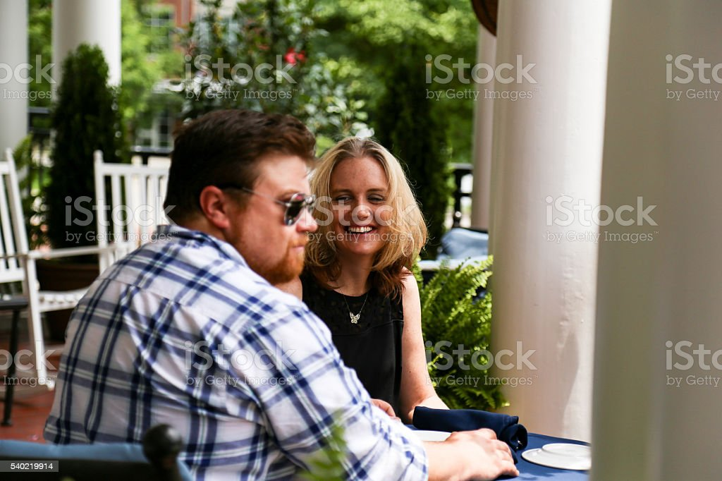 Couple Liesure Time stock photo