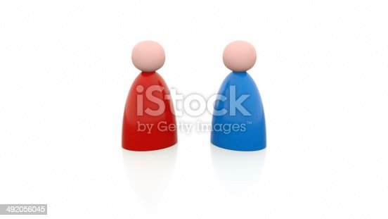 istock Couple of persons 492056045