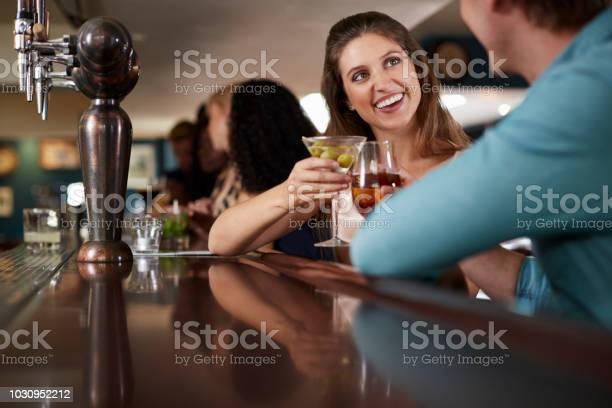 Couple on date making toast sitting at bar counter picture id1030952212?b=1&k=6&m=1030952212&s=612x612&h=icxjbwhiminq5utfednvfhkfljsojup y0qrs0rublk=