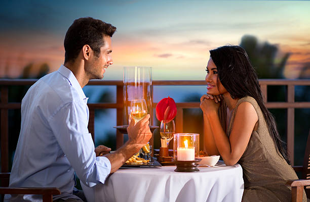 Image result for Couple candle light
