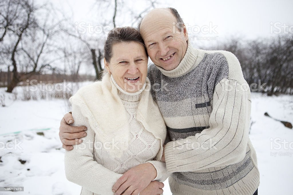 Couple. royalty-free stock photo