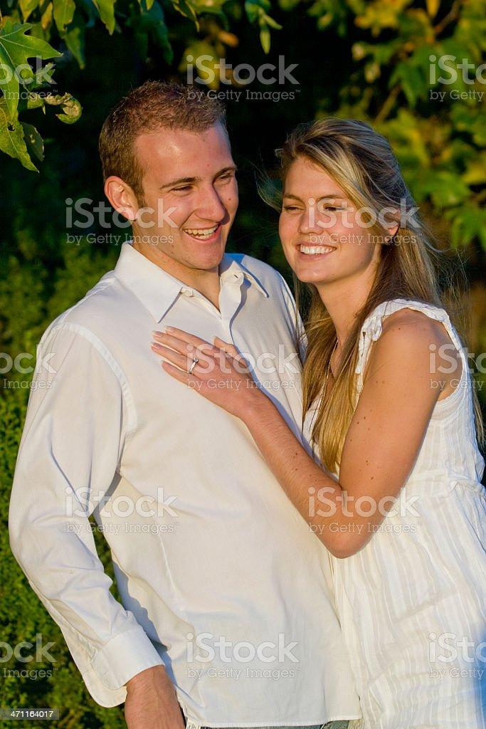 Couple (Series) stock photo