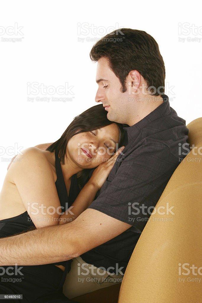 Couple (06) royalty-free stock photo