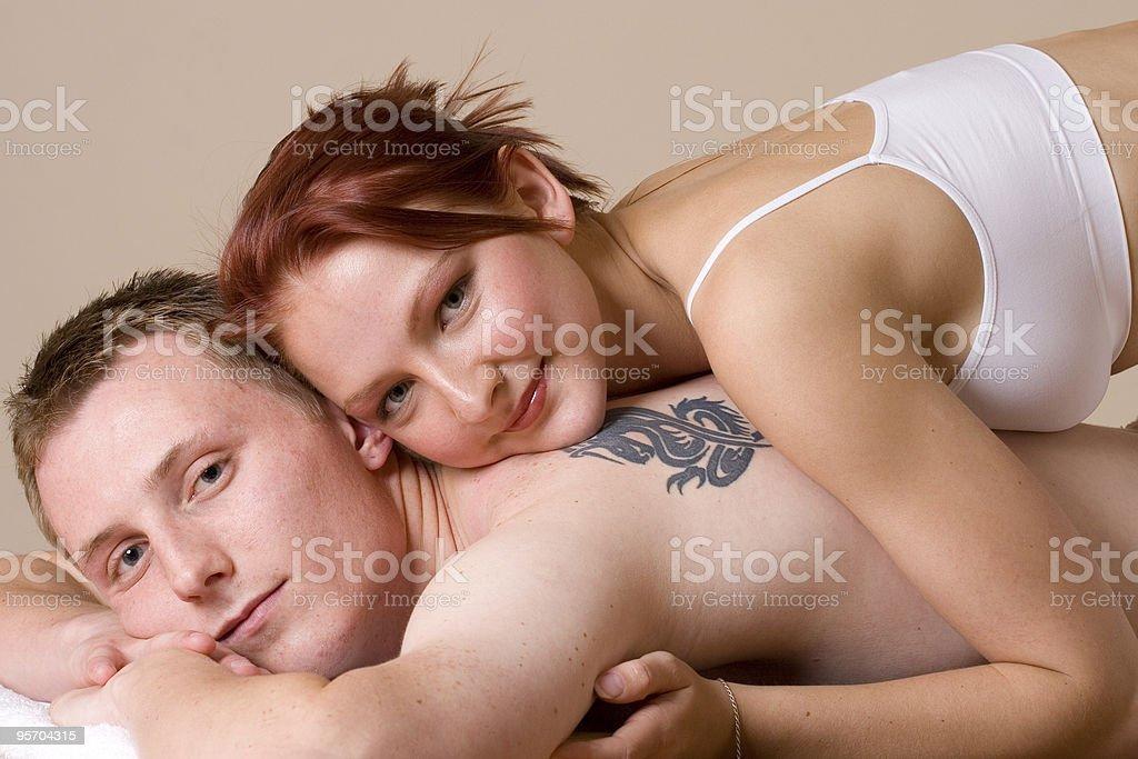 couple #5 royalty-free stock photo