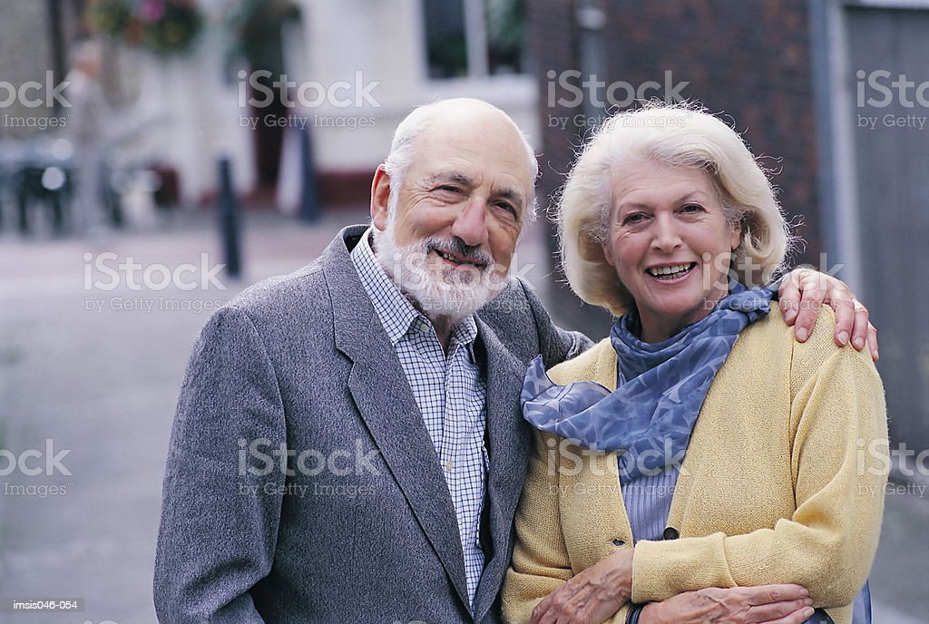 Casal foto de stock royalty-free