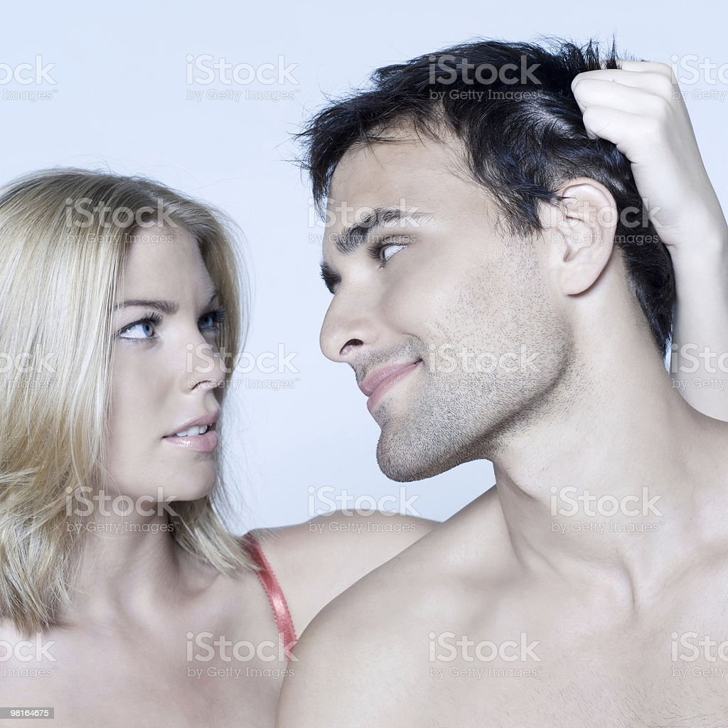 couple relationship royalty-free stock photo