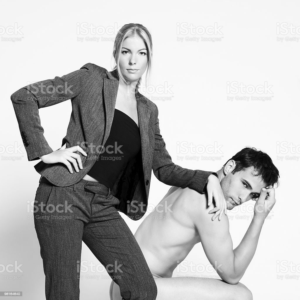 Couple Relationship-4395 royalty-free stock photo