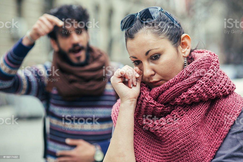 Couple relationships stock photo