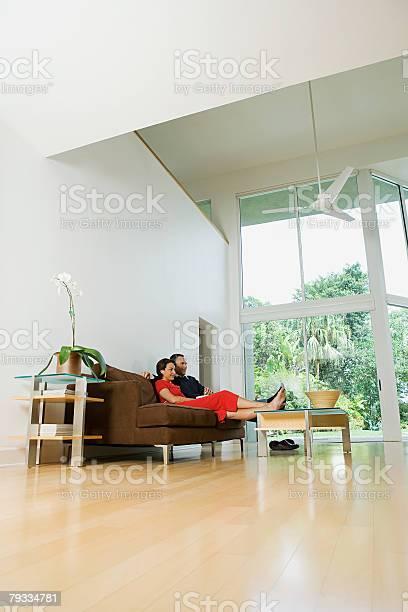 Couple relaxing at home picture id79334781?b=1&k=6&m=79334781&s=612x612&h=pndlb8uywukzr7qyj3aqfndz3lqgsgvygvpvl88uubo=