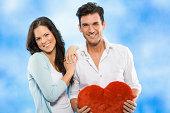 istock Couple showing love 174909336