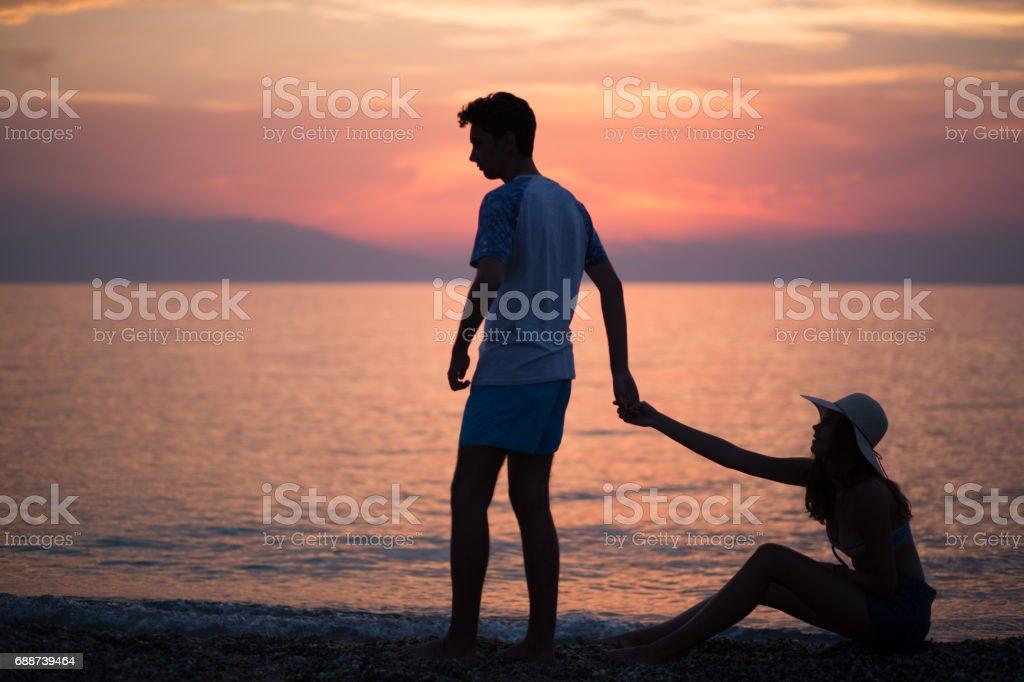 Wie man eine Dating-Beziehung aufbricht