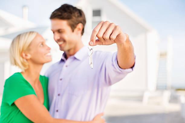 커플입니다 키별 있는 외부 새 하우스 - home 뉴스 사진 이미지