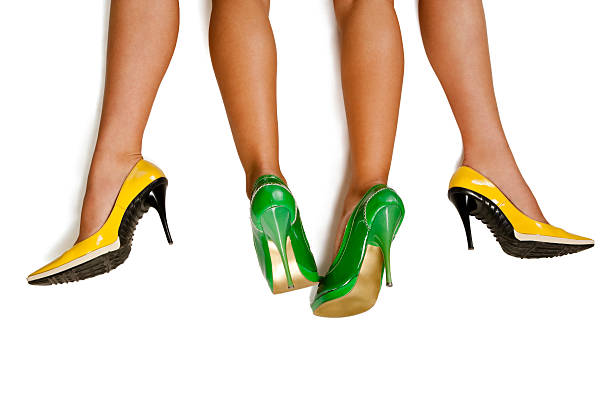 Royalty Free Silhouette Of A Lesbian Feet Pictures, Images And Stock Photos - Istock-9594