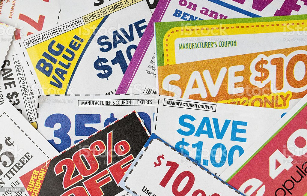 Coupons Stock Photo Download Image Now Istock