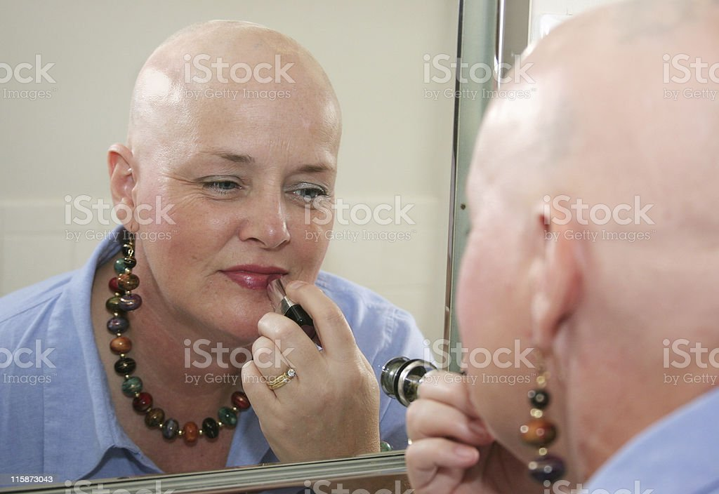 Courageous Reflection royalty-free stock photo