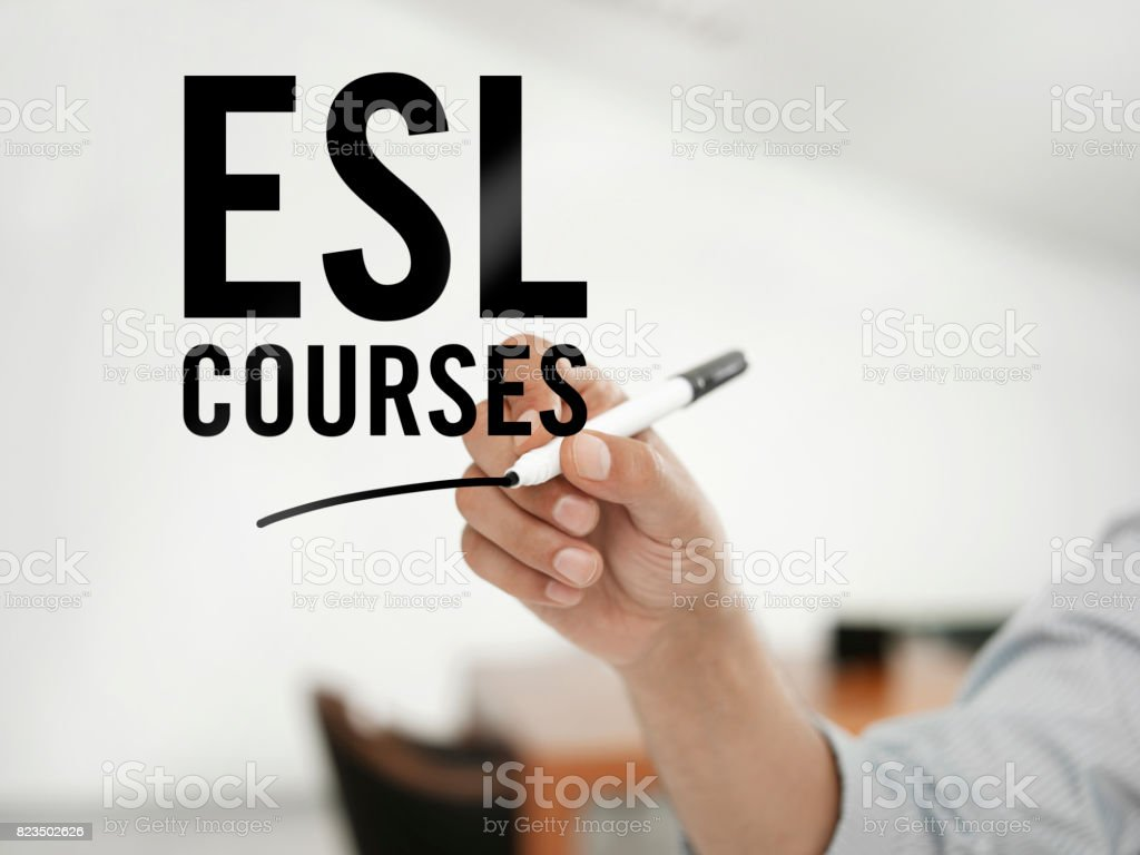 esol coursework on-line Online courses work well for people who prefer the flexibility and who have contact with esl students classes are offered each quarter students must begin with elt 5530 in their first quarter.