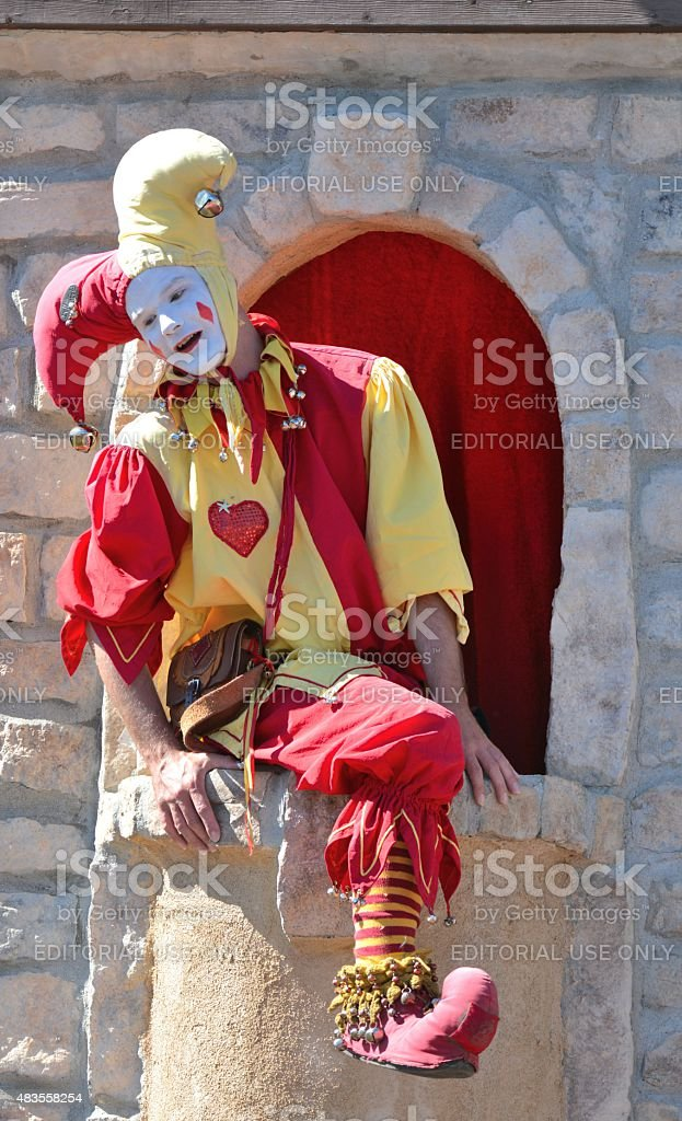 court jester comedic approach - 623×1024