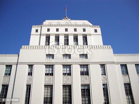 istock Court of Alameda - Superior Court of California 613676566