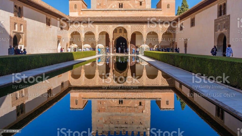 Hof der Myrtles, Alhambra – Foto