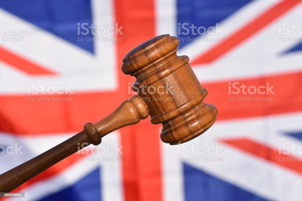 UK court royalty-free stock photo