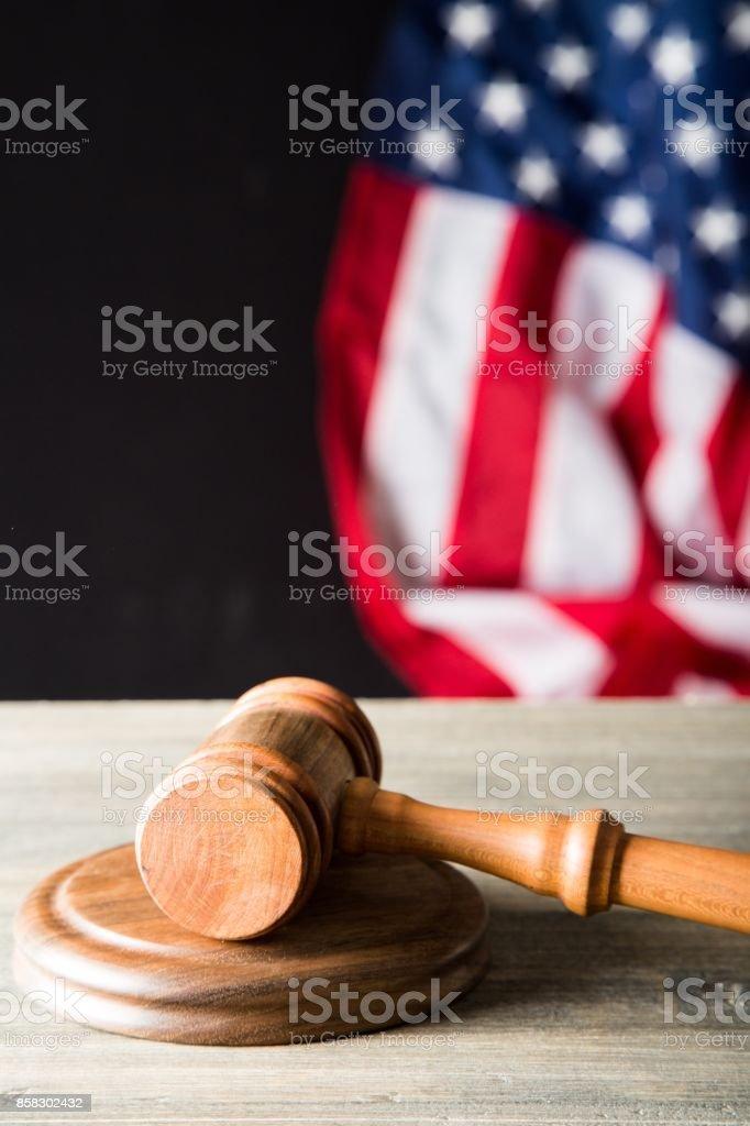Court. stock photo