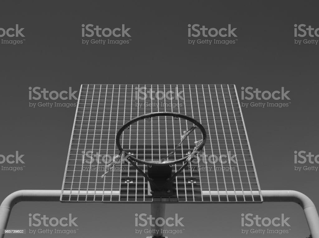 Court - Royalty-free Basketball - Sport Stock Photo