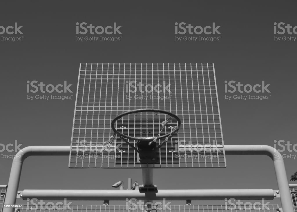 Court - Royalty-free Basketball - Sport Stock Photo