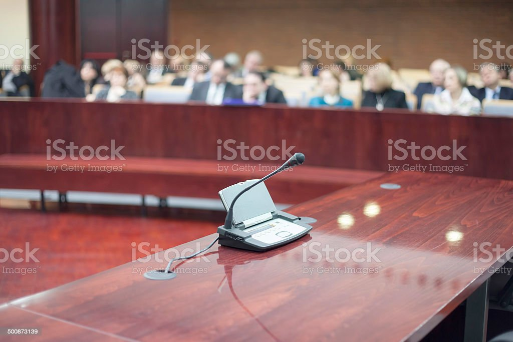 court Zimmer – Foto