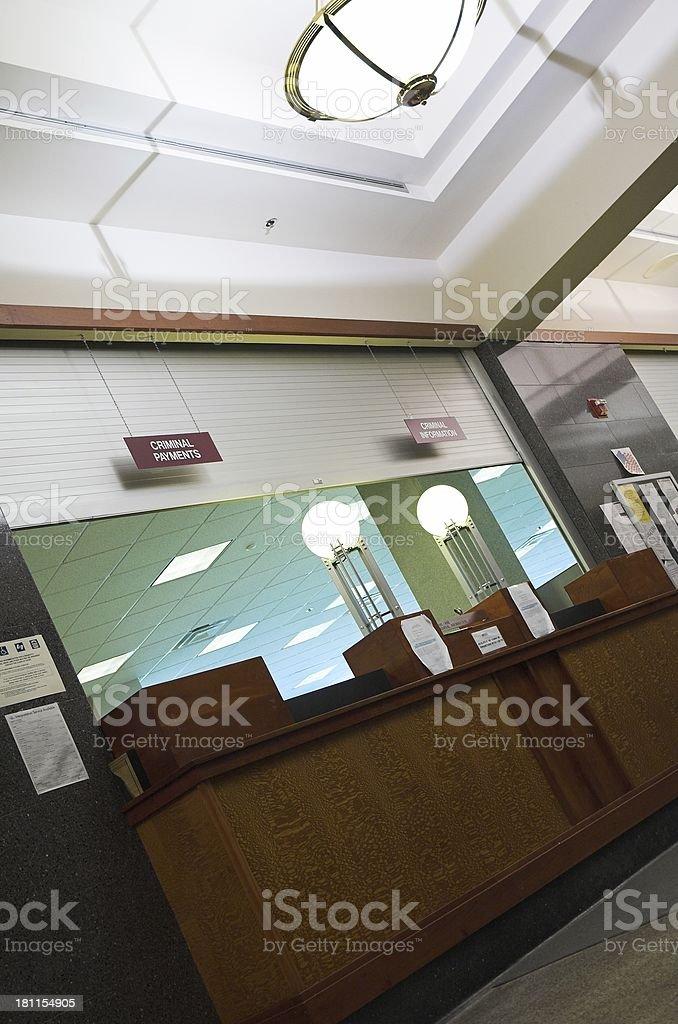 courthouse royalty-free stock photo