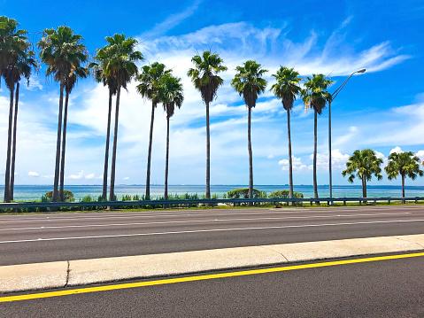 Courtney Campbell Causeway Tampa Florida