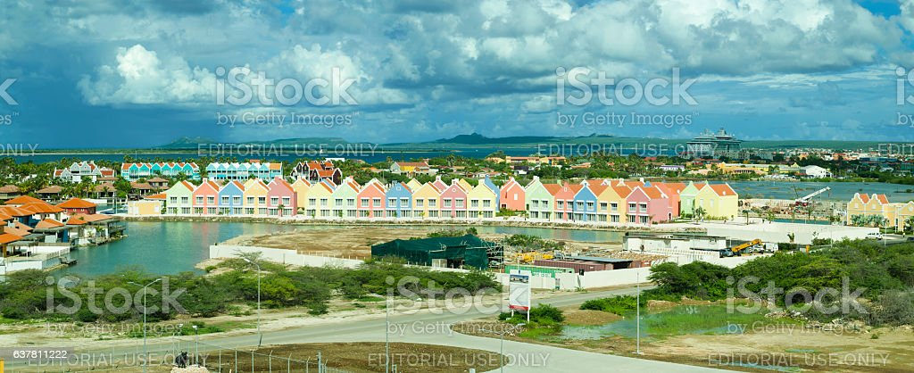 Courtyard Marriott Bonaire stock photo