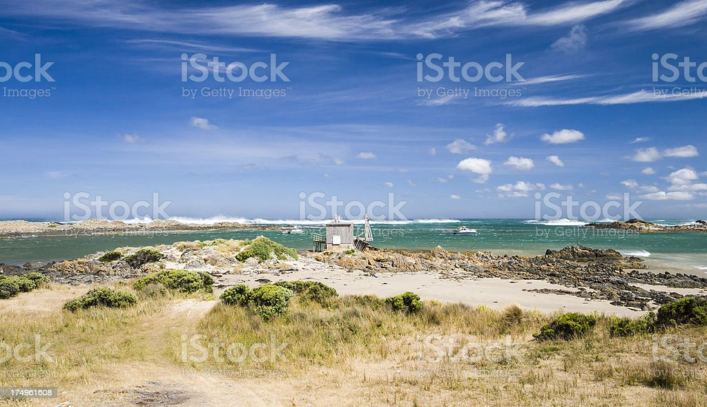 Couta Rocks royalty-free stock photo