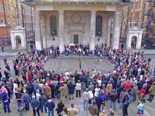 Covent Garden - foto de stock