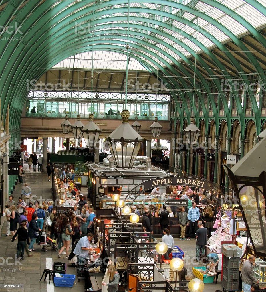 Covent Garden stock photo