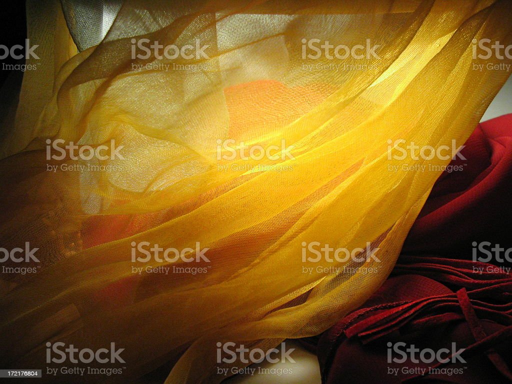 Covered by mystery royalty-free stock photo