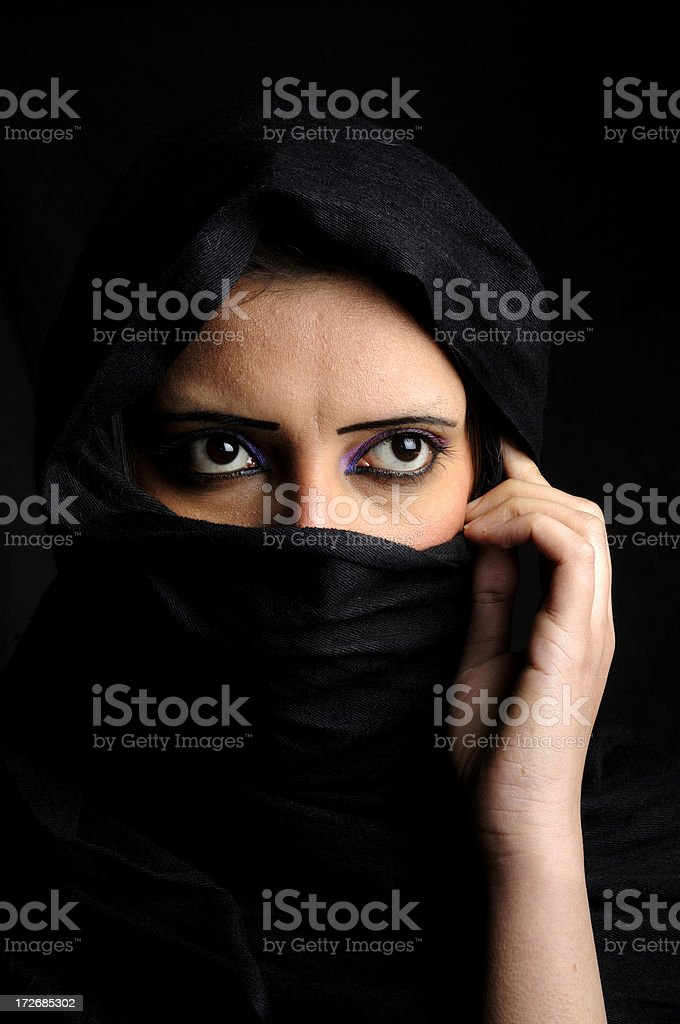 Covered royalty-free stock photo
