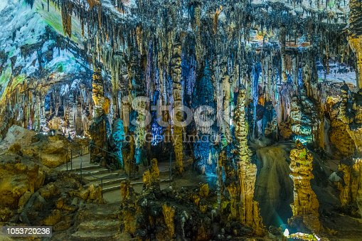 istock Coves d'Arta, Mallorca, Spain 1053720236