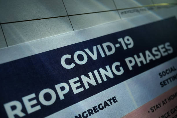 Cтоковое фото Covid 19