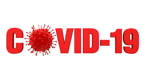 ilustración del coronavirus covid-19 - covid 19 fotografías e imágenes de stock
